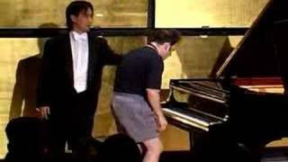 IGUDESMAN & JOO Piano Lesson