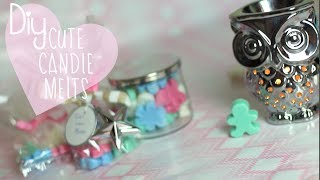 DIY Candle Melts 2 Ways Gift Idea