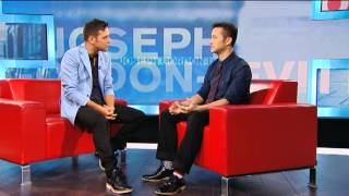 George Stroumboulopoulos and Joseph Gordon-Levitt discuss the objectification of women