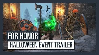 FOR HONOR - Halloween Event Trailer