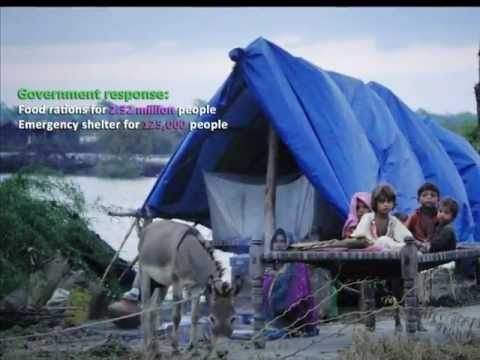 Pakistan 2011 Floods Response: Survival and Recovery