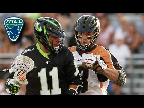 MLL Week 12 Highlights: Rochester vs New York