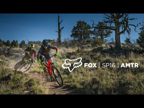 Fox MTB Presents | Spring 2016 All Mountain / Trail Featuring Kirt Voreis and Chris Kovarik