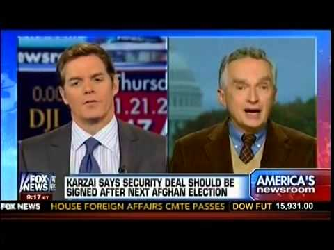 U S   Afghanistan Reach Agreement On Security Deal   LT Col Ralph Peters