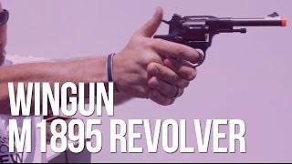 WinGun Full Metal Nagant M1895 Revolver Thor's Pick