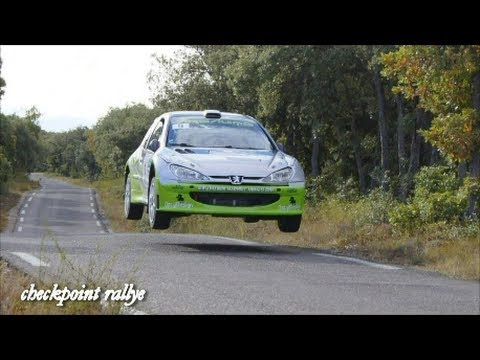 Best of Rallye 2012 HD Attack Show-time & Crash Part 01