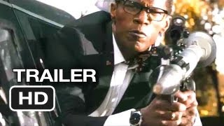 White House Down Official Trailer #2 (2013) Jamie Foxx