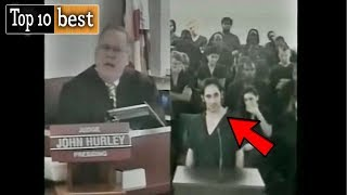 TOP 10 BEST COURTROOM Outbursts and Sentencing REACTIONS! BEST JUDGE EVER!