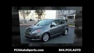 [2013 Ford C-MAX Hybrid SEL For Sale PCH Auto Sports Used Pre Own] Video