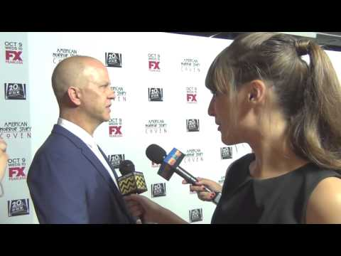 Ryan Murphy Interview | American Horror Story : Coven | Red Carpet Premiere