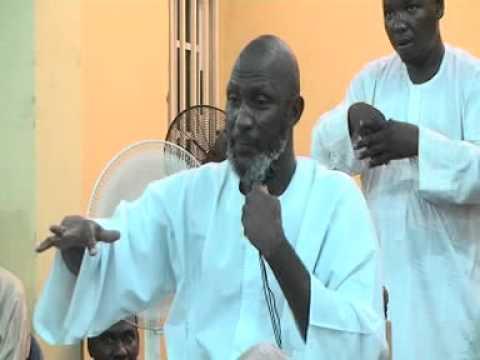 Sheikh Auwal Albani A wa'azi na Musamman da aka Gudanar a Masallacin