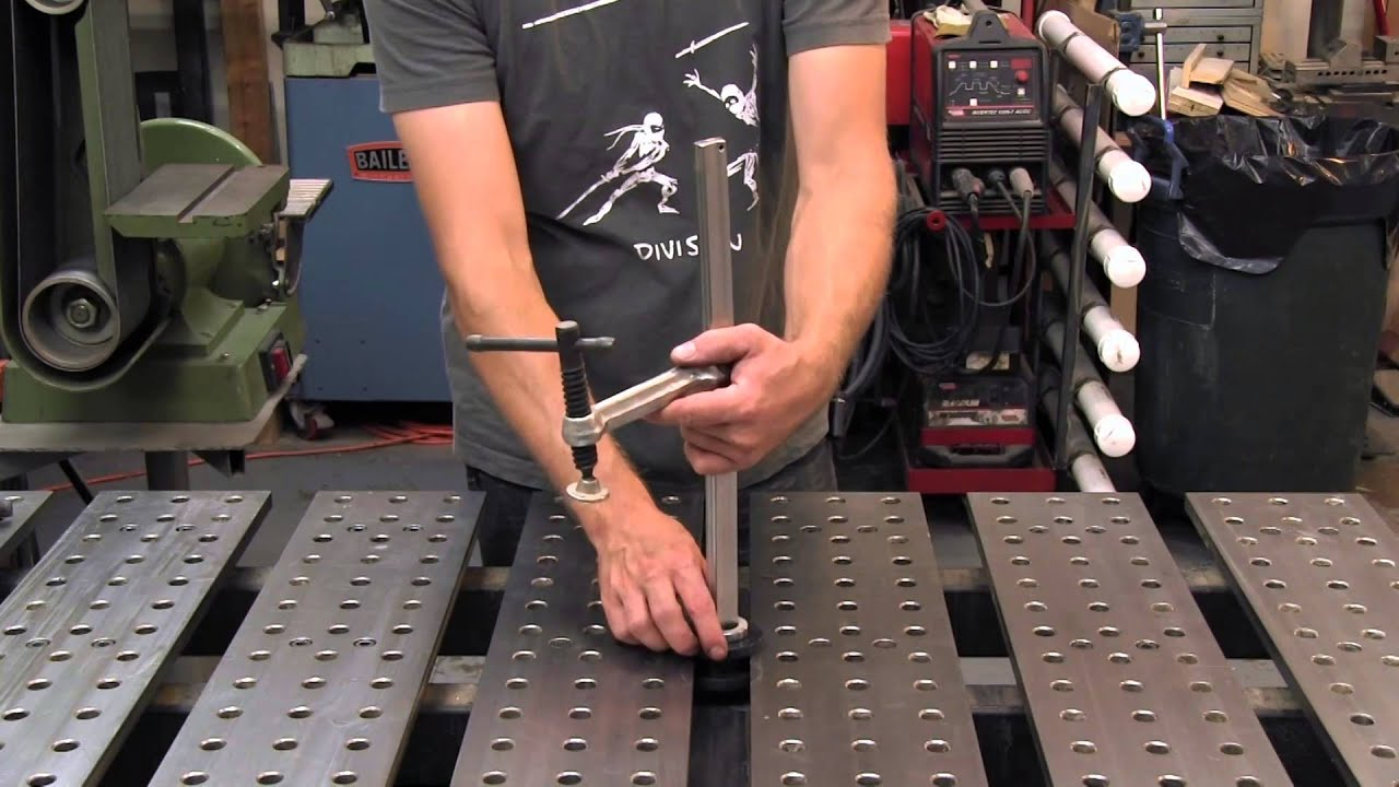 Buildpro Welding Table And Strong Hand Tools One Year In