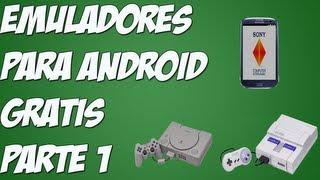 Emuladores Para Android Parte 1