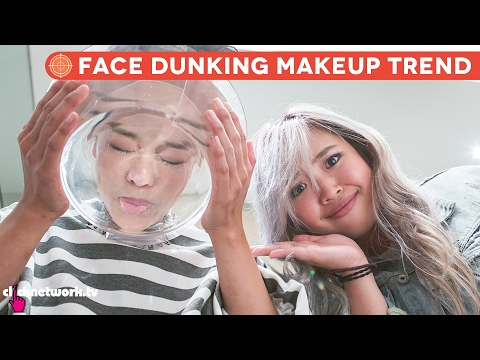 Face Dunking Makeup Trend - Hype Hunt: EP20