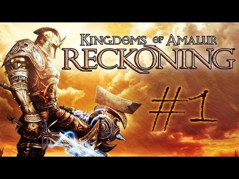 Let's Play Kingdoms of Amalur: Reckoning #001 [Deutsch/Full-HD] - Tot oder nicht tot?
