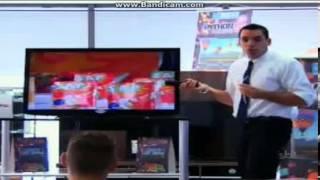 Pegadinha Sílvio Santos TV Mágica 10/03/2013.