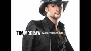 Tim McGraw Back When. W/ Lyrics