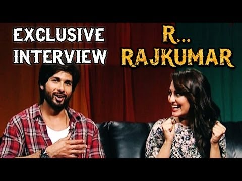R... Rajkumar | Shahid Kapoor & Sonakshi Sinha talk about Mat Maari, Shooting Incidents & more