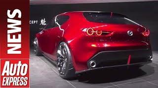 Mazda KAI concept previews 2019 Mazda 3 at Tokyo. Auto Express.
