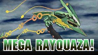 Mega Rayquaza Revealed For Pokémon Omega Ruby And