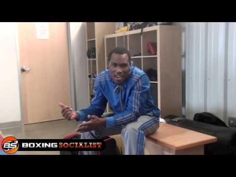 Jermall Charlo & Semajay Thomas Talk Chicago Bulls and Houston Rockets