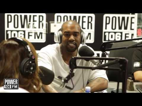 Kanye speaks on his love for Kim K and proposing