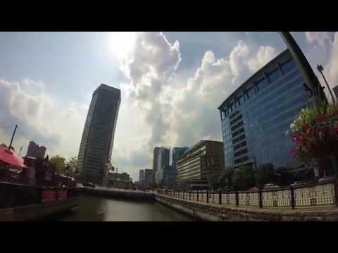 Baltimore Trip, Work & Travel USA 2014