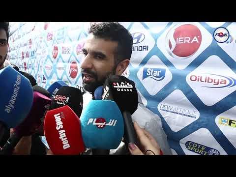عوبادي يلعب الديربي لأول مرة وتصريح رائع عن الجمهور البيضاوي