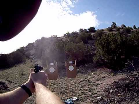 Speed Drills - Springfield Mil-Spec 1911 .45 ACP