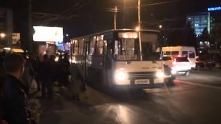 Transportul spre Durlești circulă arhiplin sau foarte rar