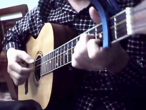 NẾU LÀ ANH (THE MEN) -GUITAR ACOUSTIC COVER- HỢP ÂM CỰC CHUẨN