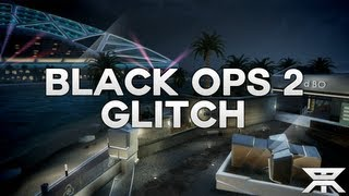 NEW Black Ops 2 Glitch On Plaza (Wall Breach Glitch)