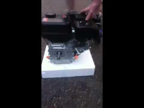 212cc Predator engine - YouTube
