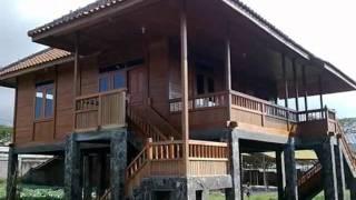 Rumah Panggung Woloan.wmv