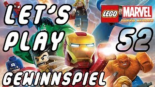 Let's Play Lego Marvel Super Heroes Part 52 Level #8