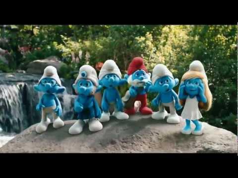 Trailer Phim The Smurfs (Xì trum) [HD] - 3dbox.vn