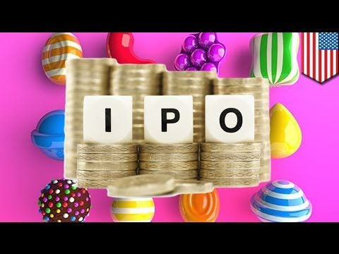Candy Crush IPO: King hopes to turn candy to cash