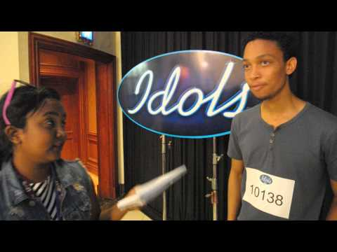 Idols SA 2014 Golden ticket Auditions Kaapstad  10