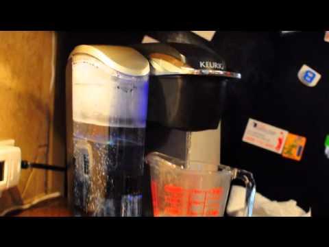 Keurig Coffee Maker Wonot Work : Keurig Platinum b70 Problem - YouTube