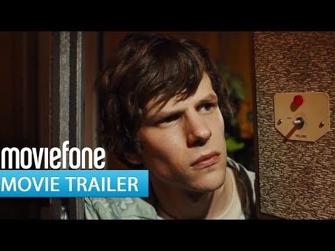 'The Double' Trailer (2014): Jesse Eisenberg, Mia Wasikowska, Sally Hawkins