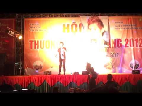 Châu Việt Cường hài hước tại Bắc Giang