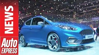 New Ford Fiesta ST revealed: Fast Ford fans rejoice. Auto Express.