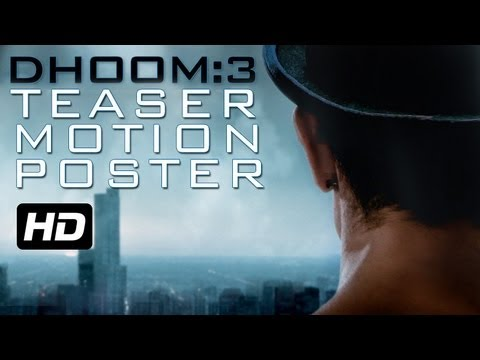 DHOOM:3 - MOTION POSTER, Dhoom:3 Motion Poster - Aamir Khan | Abhishek Bachchan | Uday Chopra | Katrina Kaif ► Subscribe to YRF http://goo.gl/F5wUA ► Like us on Facebook https://www....