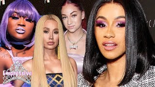 Cardi B: Messy drama at her Fashion Nova Launch Party!