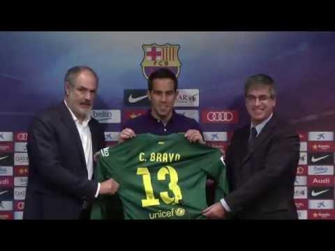 Claudio Bravo kommt, Marc-Andre ter Stegen bekommt Konkurrenz | FC Barcelona