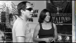Peru Fighting Championship 15 - Entrevista previa: Cristina Mejia