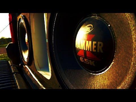 Eros Hammer 6.5k 3250 rms Hybrid Alto Falante Woofer | Informações | Teste