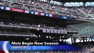 Opening Day for the Yankees and the Mets