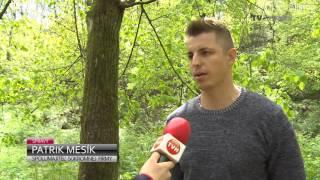 Z okolia Bárczyovského kaštieľa vyviezli 4 veľké kontajnery a 80 vriec odpadu