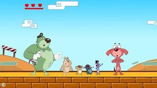 Rat-A-Tat |'Video Game Play Cartoons for Children Compilation'|Chotoonz Kids Funny Cartoon Videos